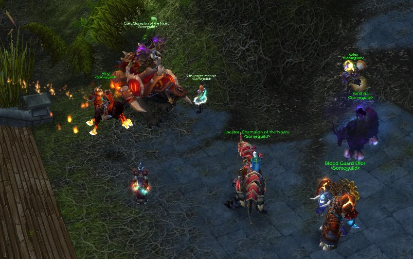 Cuer on First Bear Mount